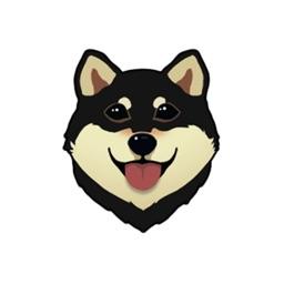Hadsome Husky Animated