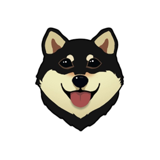 Hadsome Husky Animated icon
