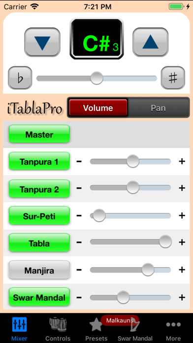 iTablaPro screenshot one