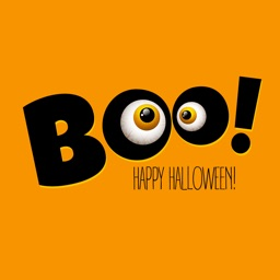 Halloween Stickers Boo Pack IM