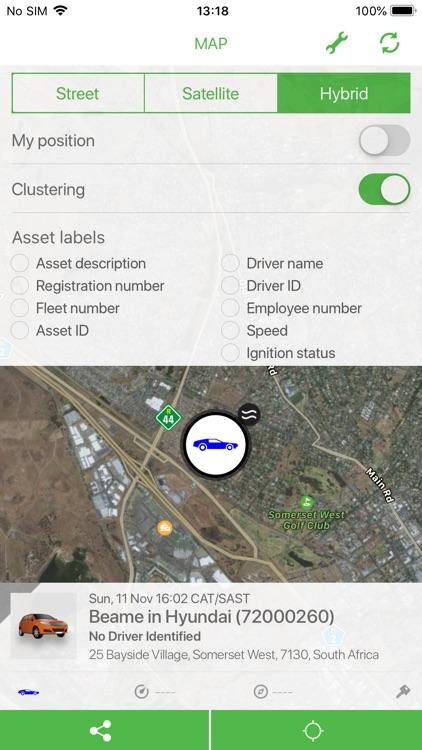 MiX Fleet Manager Mobile screenshot-5