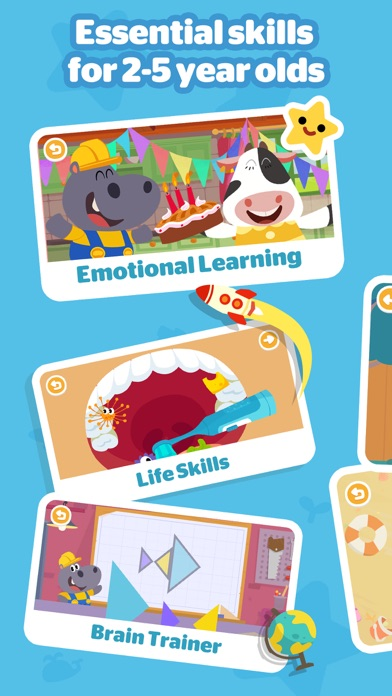 Dr. Panda - Learn & Playのおすすめ画像1
