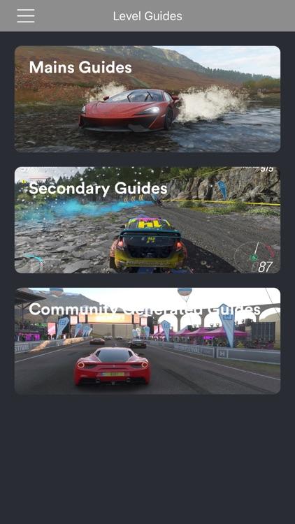 GameRev for - Forza Horizon 4 screenshot-3
