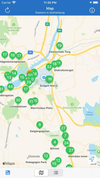 iStyr - Styr & Ställ