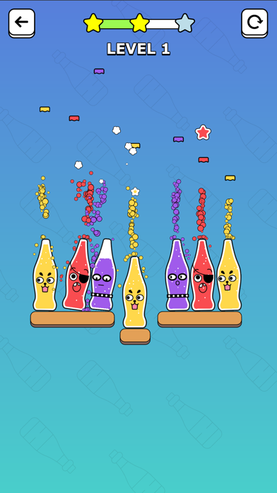 Bottle Up & Pop screenshot 1