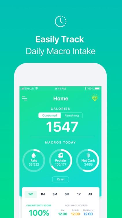 MacroTrak - Macro Tracker