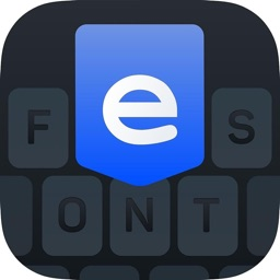 Fonts Keyboard & Emoji: eFonts