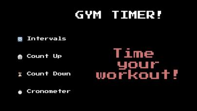 Gym Timer!