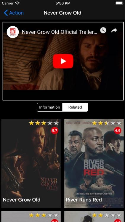 Movie Show Box: Movie Discover screenshot-3