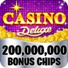 Casino Deluxe - Vegas Slots - iPhoneアプリ