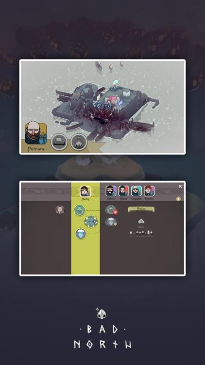 Bad North: Jotunn Edition screenshot-3
