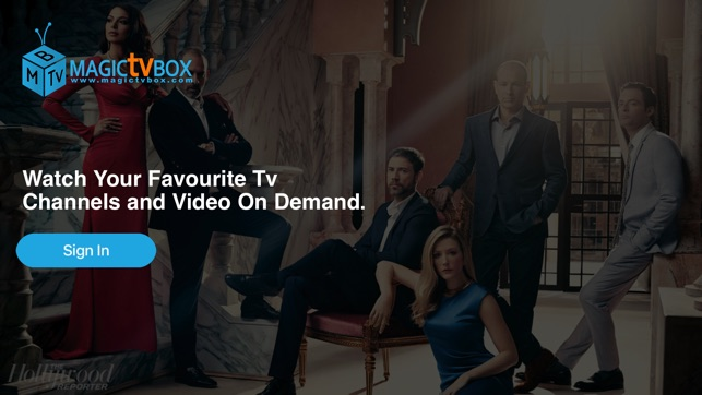 Magic TV Box on the App Store