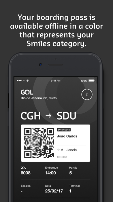 GOL | Airline Tickets screenshot three