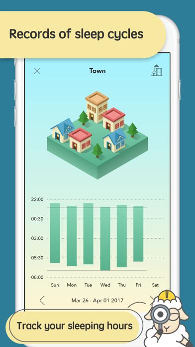 SleepTown: Build healthy sleep habits Screenshot 6