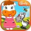 宝宝爱学习2:0岁~3岁宝宝学习识物的教育游戏系列