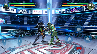Screenshot for Real Steel in Dominican Republic App Store