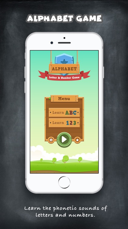ABC Alphabet Game - English