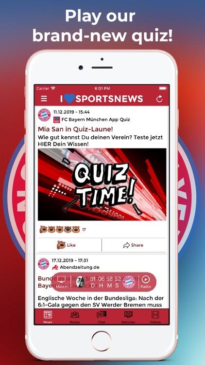 Sports News - FC Bayern ed.