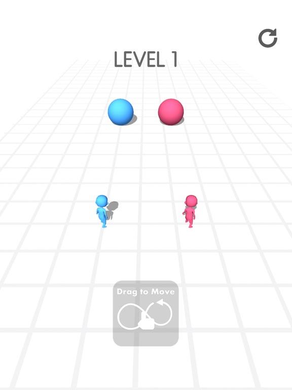 Double Puzzle 3D screenshot 1