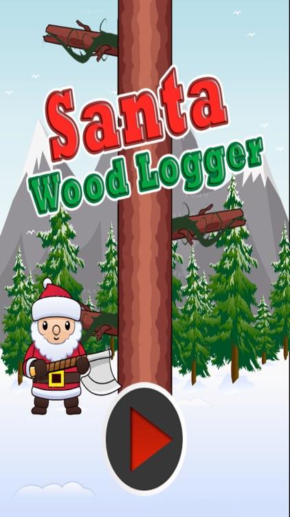 Santa Wood Logger LT