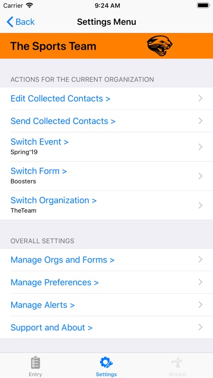 eContact Collect screenshot-4
