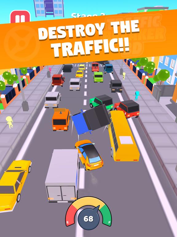 Traffic Breaker 3D screenshot #3