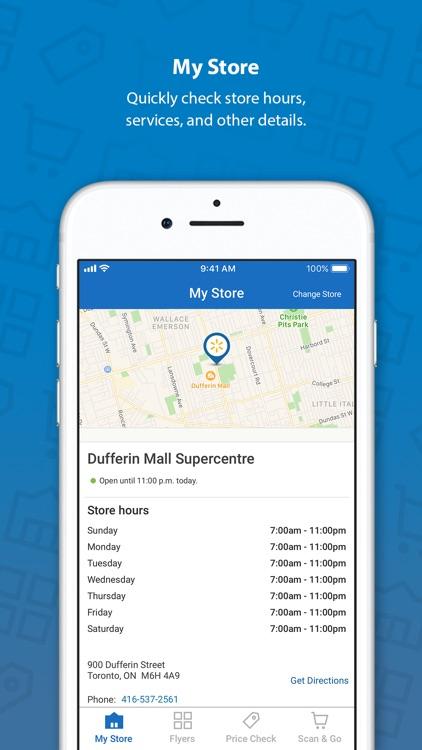 My Walmart: In-store shopping screenshot-4