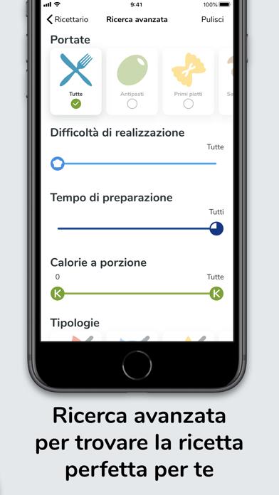 Piccole Ricette Screenshot