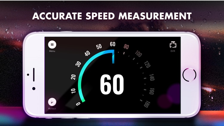 Auto Speedometer - Speed Track screenshot-0