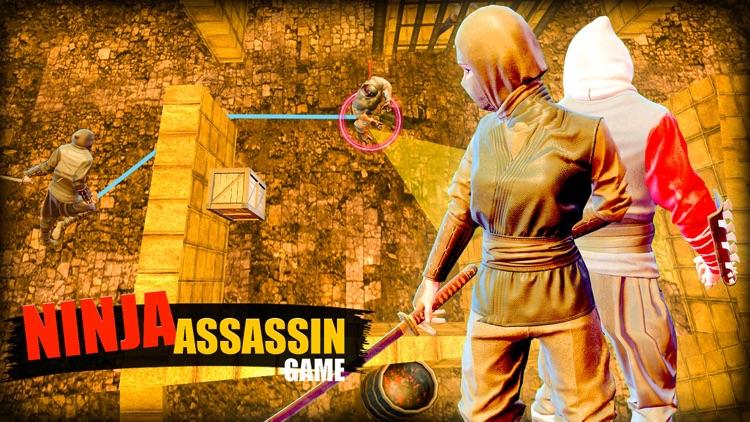 Ninja Assassin Knife Killer