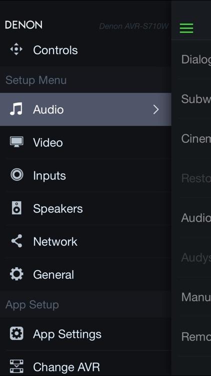 Denon 2016 AVR Remote screenshot-4
