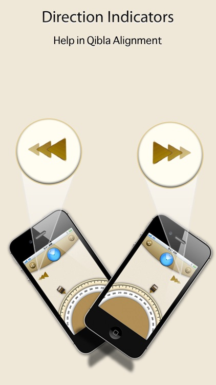 Qibla Compass screenshot-3