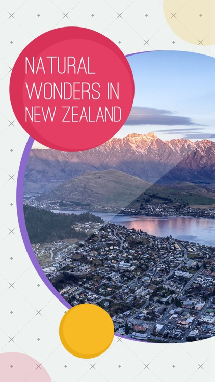 Natural Wonders in New Zealand