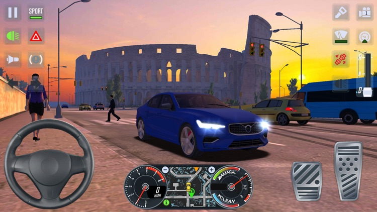 Taxi Sim 2020 screenshot-4