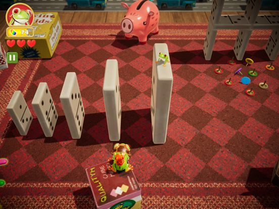 Frogger in Toy Town screenshot 16