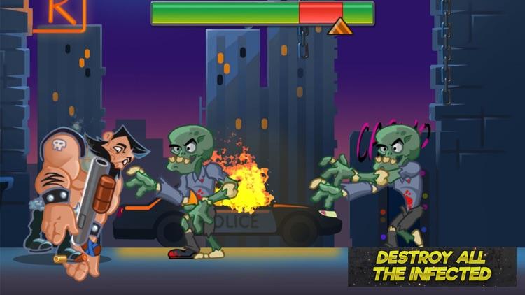 Zombie Street Shooting Challen