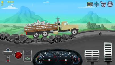 Trucker Real WheelsСкриншоты 4