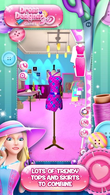 Dress Designer Games 3D