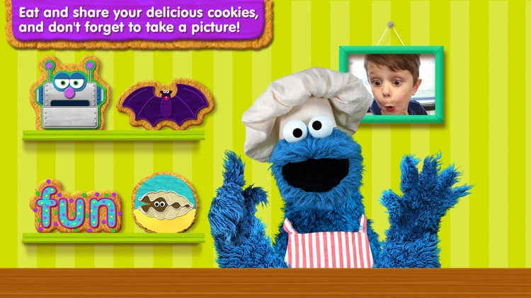 Sesame Street Alphabet Kitchen screenshot-4