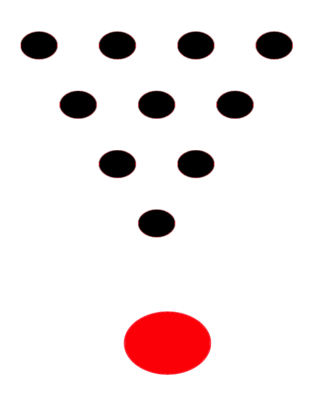 Blindfold Bowling, game for IOS