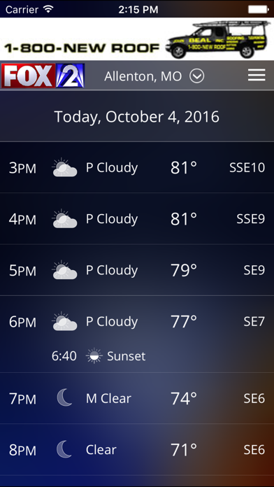 Fox 2 St Louis Weather   App Price Drops