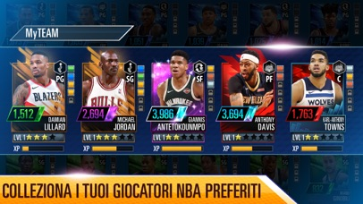 Download NBA 2K Mobile Basket per Pc