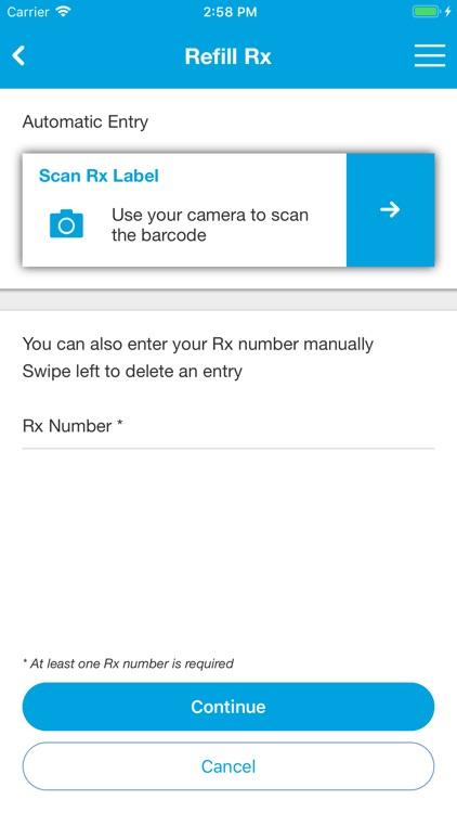 ShopRite Pharmacy App screenshot-4