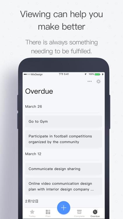 FocusToday: To Do list & task screenshot-3