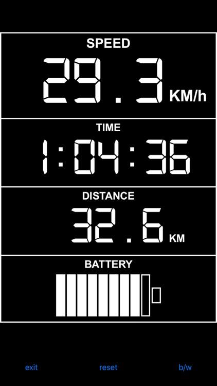 BikeSpeedo