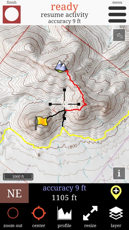 Route Scout - GPS Topo Mapper screenshot-0