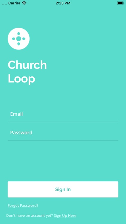 Church Loop: Stay Connected