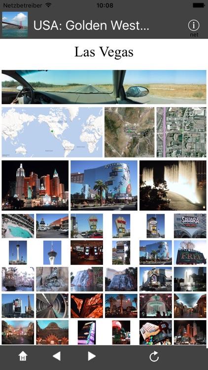USA: Golden West Tour