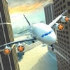 Flying Jet Airplane Pilot