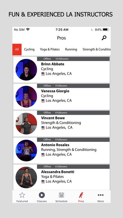 Fitscope - Virtual Gym screenshot-4